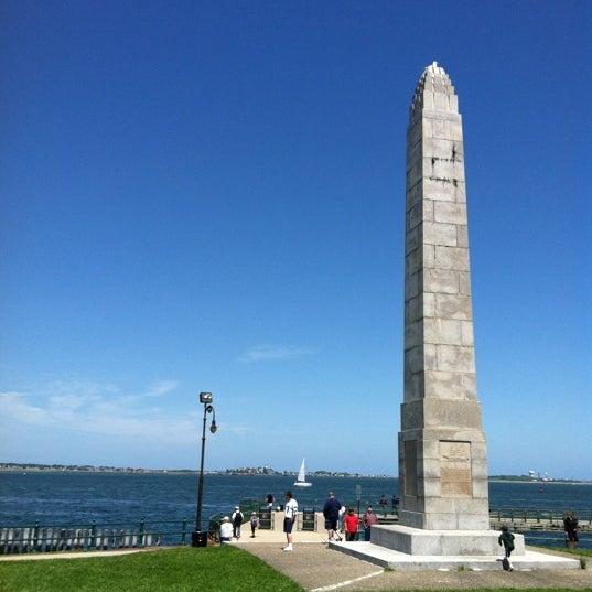 6/17/2012 tarihinde Brandon B.ziyaretçi tarafından Castle Island'de çekilen fotoğraf
