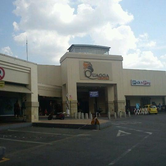 Photos at Quagga Centre - Shopping Mall