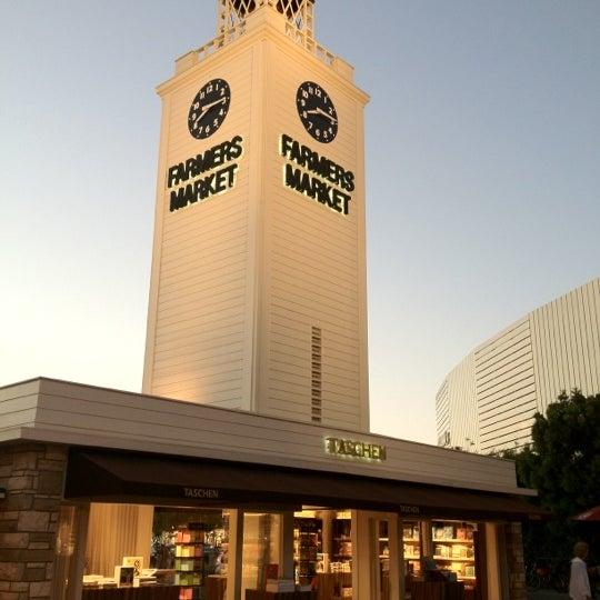 Das Foto wurde bei The Original Farmers Market von Mohammed A. am 7/18/2012 aufgenommen