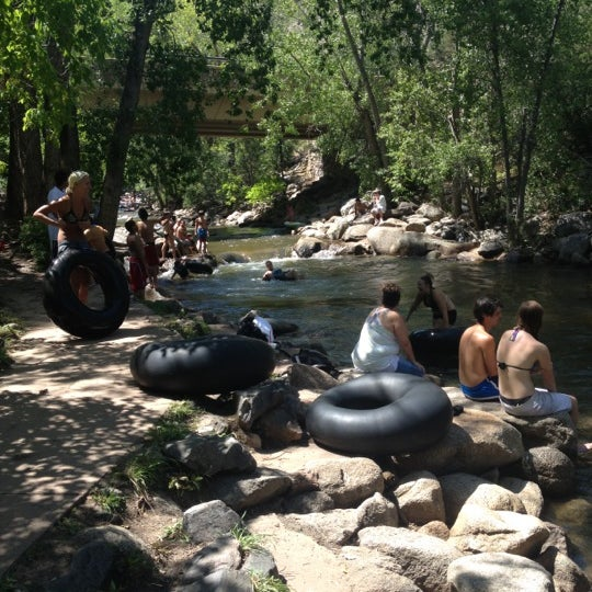 Photos at Boulder Creek Tubing - Central Boulder - 1 tip