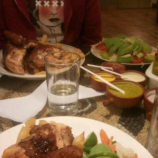 restaurante la brasa roja