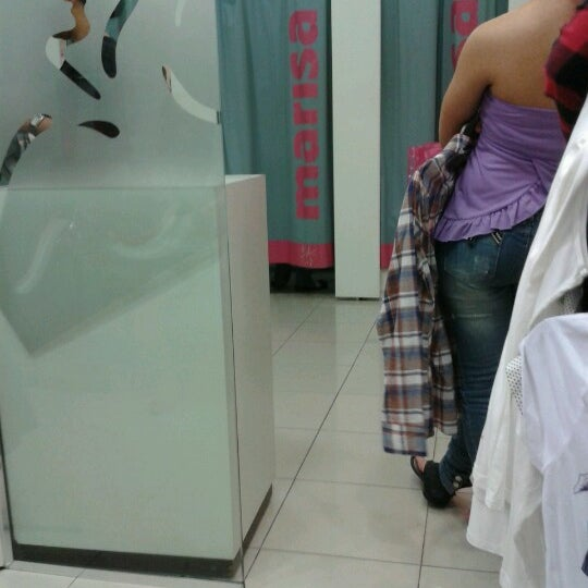 Das Foto wurde bei Shopping Campo Limpo von Talita T. am 6/17/2012 aufgenommen