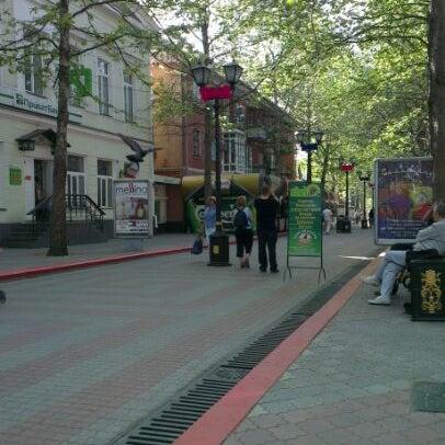 Снимок сделан в Площадь Ленина пользователем Это Я. 5/10/2012