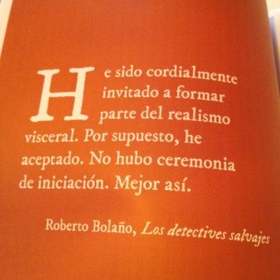 7/30/2012에 Inti A.님이 Profética - Casa de la Lectura에서 찍은 사진