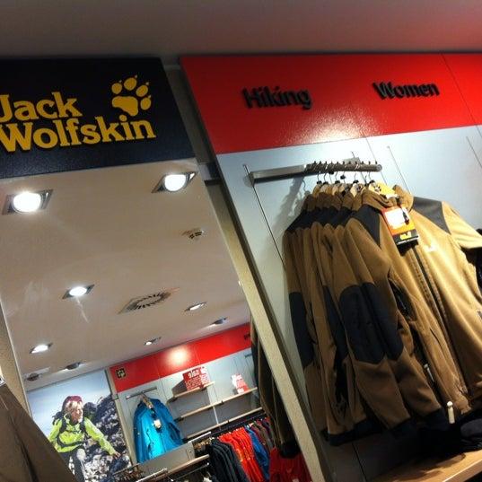 Jack Wolfskin Donau Zentrum