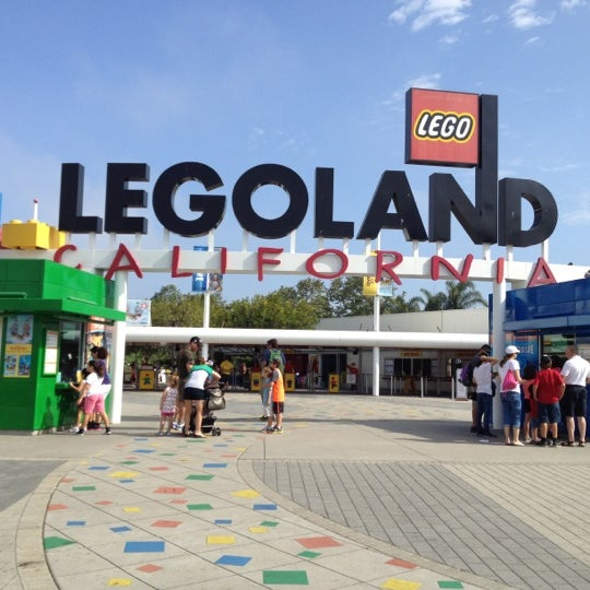 Foto tirada no(a) Legoland California por Nilda S. em 7/11/2012
