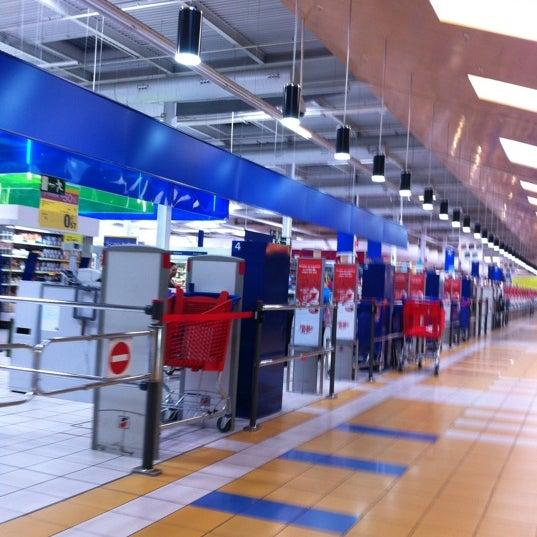 Carrefour san sebastian gasolinera