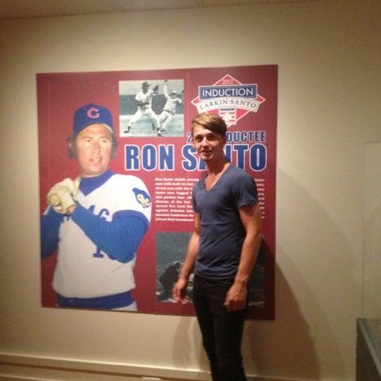 8/5/2012 tarihinde Sergiu P.ziyaretçi tarafından National Baseball Hall of Fame and Museum'de çekilen fotoğraf
