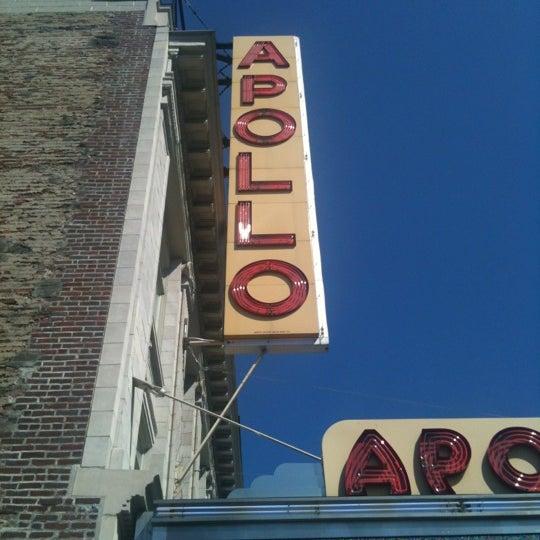 Das Foto wurde bei Apollo Theater von Vash am 5/18/2012 aufgenommen