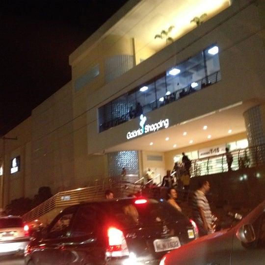6/23/2012 tarihinde Giuseppe K.ziyaretçi tarafından Goiânia Shopping'de çekilen fotoğraf