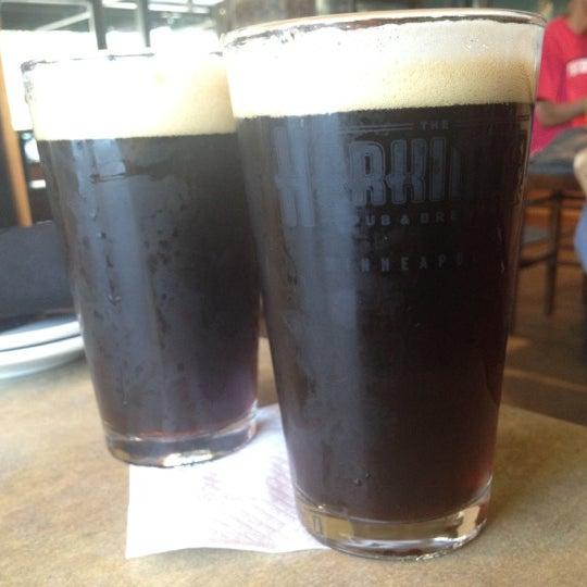 7/9/2012에 Bjorn W.님이 The Herkimer Pub & Brewery에서 찍은 사진
