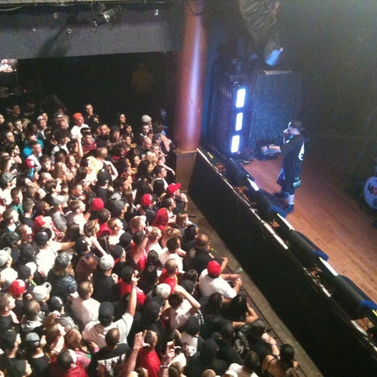 Foto tirada no(a) House of Blues San Diego por @romeroonre em 4/16/2012