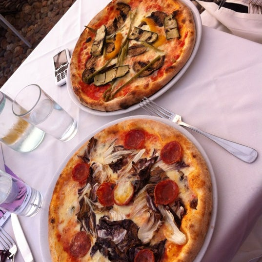 9/7/2012에 Marina S.님이 Ristorante Pizzeria Masseria에서 찍은 사진