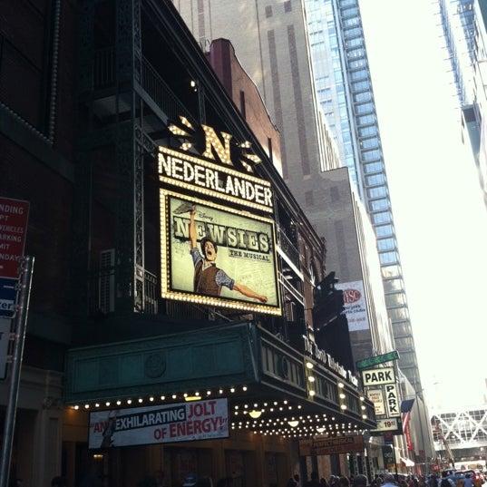 6/27/2012にJoe S.がNederlander Theatreで撮った写真