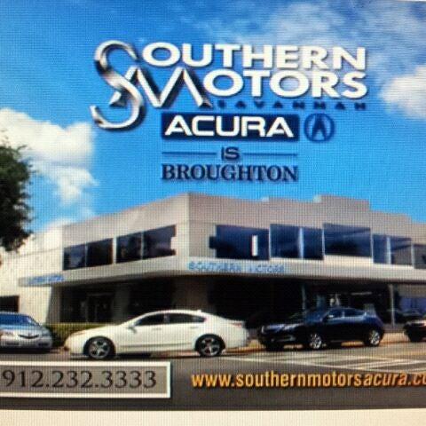 Снимок сделан в Southern Motors Acura пользователем GaySavannah O. 4/9/2012