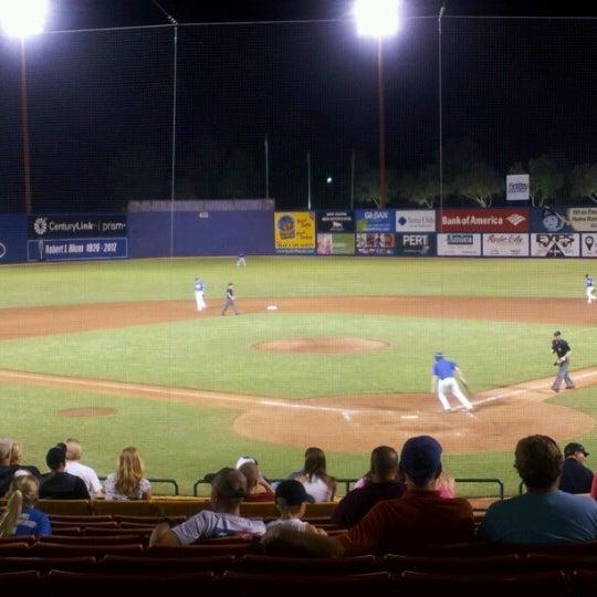 Photo prise au Cashman Field par EJ C. le8/16/2012