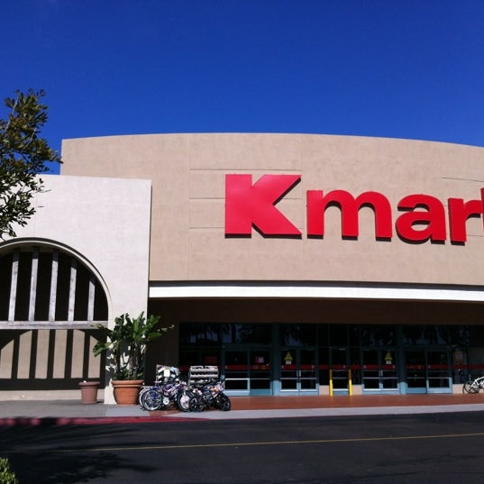 Kmart Now Closed Mission Valley East San Diego Ca