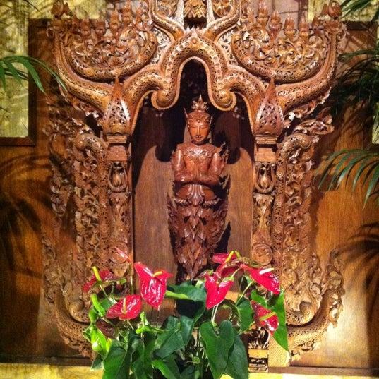 5/5/2012에 Prince C.님이 Thai Barcelona | Thai Gardens에서 찍은 사진