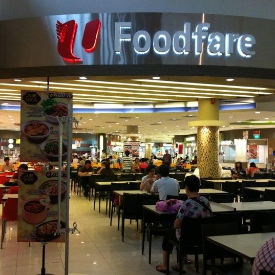 ntuc foodfare  ang mo kio  0312 ang mo kio hub