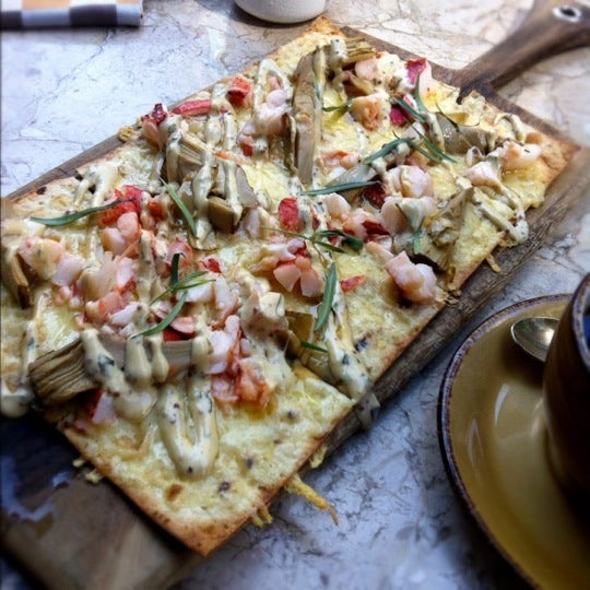 Photo taken at Pierrot Gourmet by Myra R. on 7/15/2012