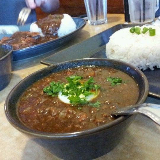 Foto tirada no(a) Hurry Curry of Tokyo por D-ta L. em 3/12/2012