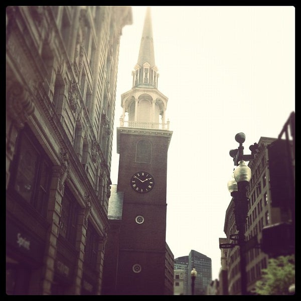 5/6/2012 tarihinde Kendra O.ziyaretçi tarafından Old South Meeting House'de çekilen fotoğraf