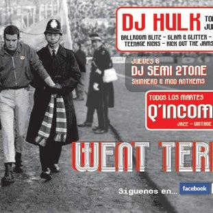 PROGRAMACIÓN DJ'S LA HUELGA. SEPTIEMBRE 2012. Vinilo para una crisis. Algo está saliendo terriblemente mal...