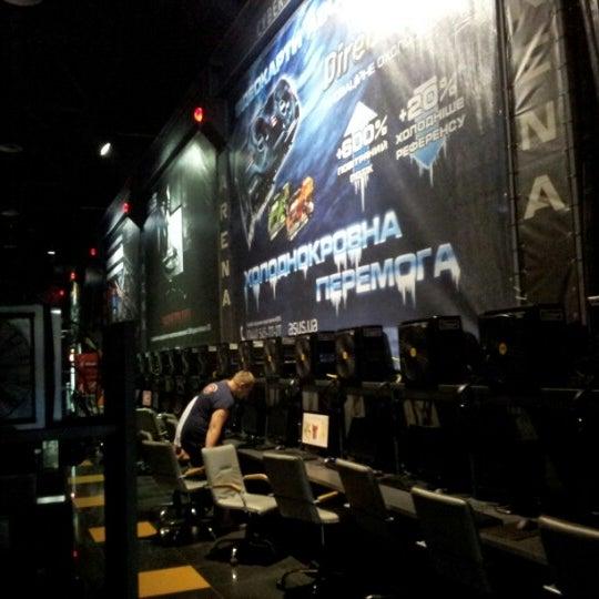 6/24/2012にEvgeny O.がКиберcпорт Аренаで撮った写真
