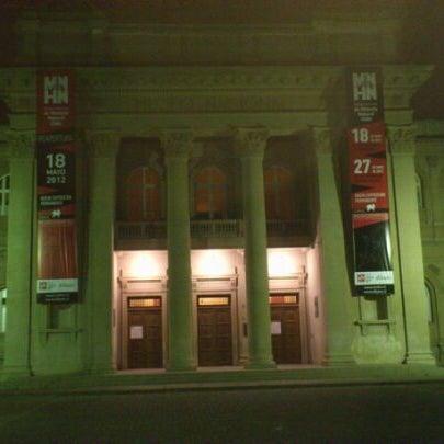 5/16/2012にCristian P.がMuseo Nacional de Historia Naturalで撮った写真