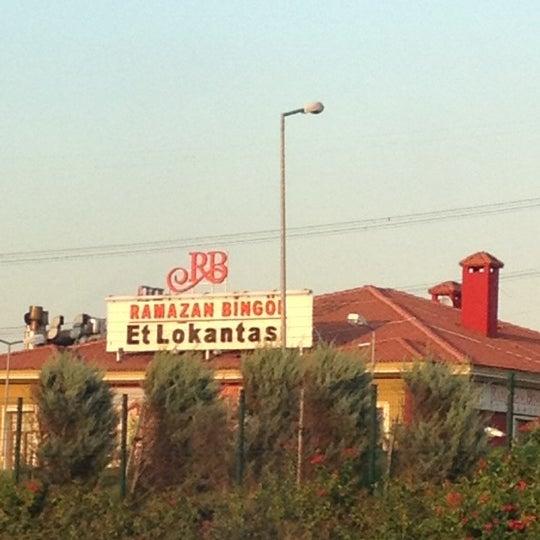 8/13/2012에 Emel님이 Ramazan Bingöl Et Lokantası에서 찍은 사진