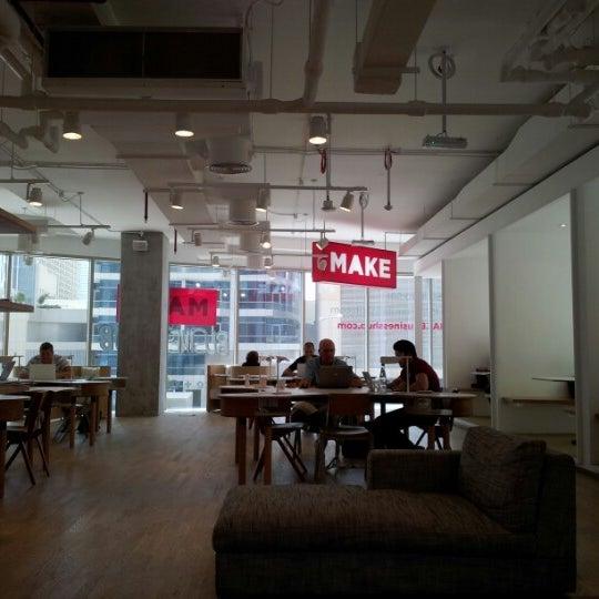 รูปภาพถ่ายที่ MAKE Business Hub โดย Sebastian S. เมื่อ 6/10/2012