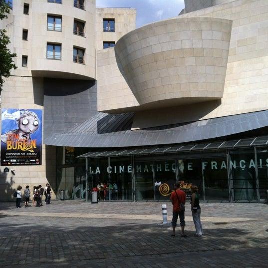 Foto scattata a La Cinémathèque Française da Emiliano T. il 7/4/2012