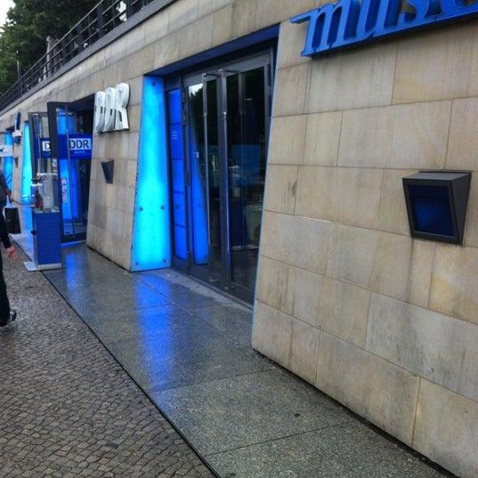 6/16/2012 tarihinde Andres S.ziyaretçi tarafından DDR Museum'de çekilen fotoğraf