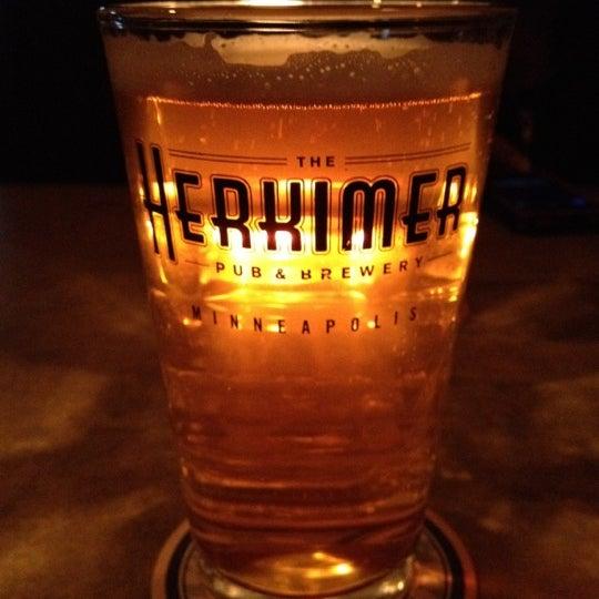 2/19/2012에 Trevor N.님이 The Herkimer Pub & Brewery에서 찍은 사진