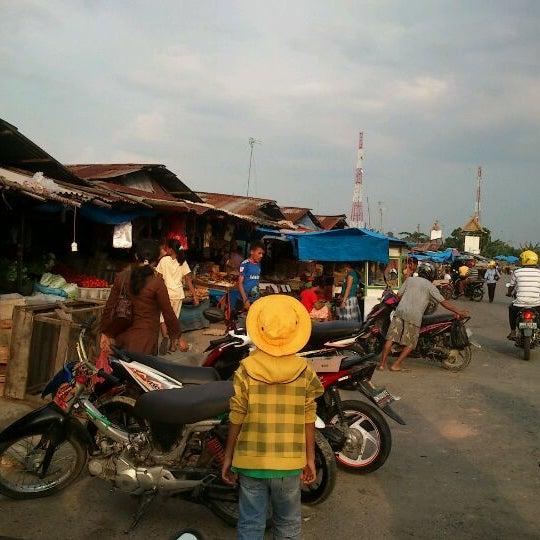 Photos At Perawang Traditional Market Perawang Riau