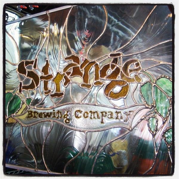Das Foto wurde bei Strange Craft Beer Company von Colorado Card am 7/26/2012 aufgenommen