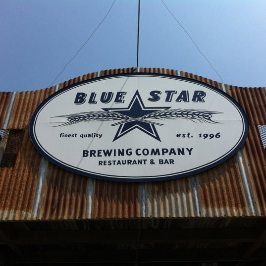 Blue Star Brewing Company Brewery In King William
