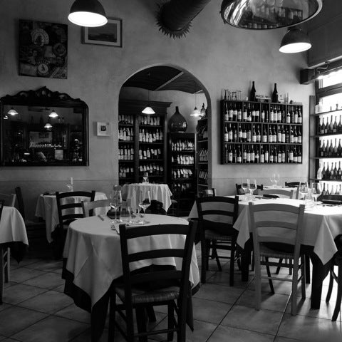 Foto diambil di Parlapà Enoteca & Ristorante oleh Mauro R. pada 8/19/2012