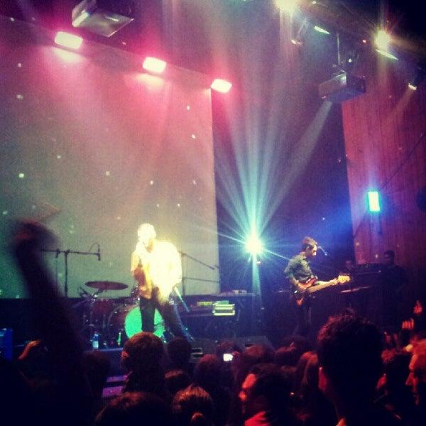 Foto tomada en Centro Cultural Amanda por Rodrigo T. el 8/11/2012