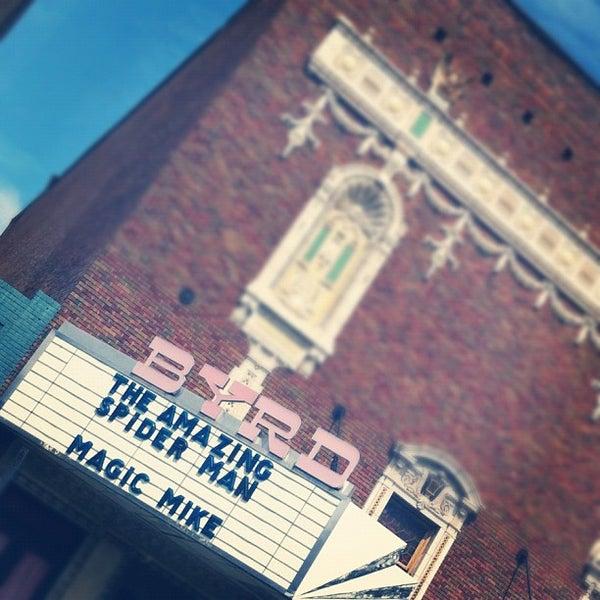 Photo prise au The Byrd Theatre par David E. le9/3/2012
