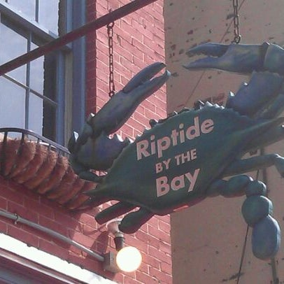 7/11/2012 tarihinde Carole M.ziyaretçi tarafından Riptide by the Bay'de çekilen fotoğraf