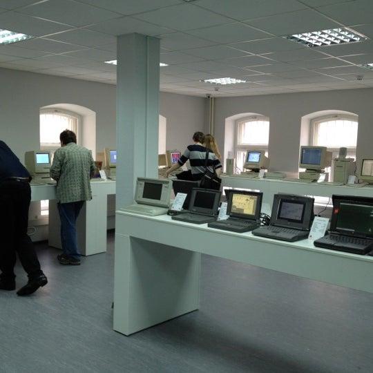 2/25/2012에 Паша Д.님이 Moscow Apple Museum에서 찍은 사진