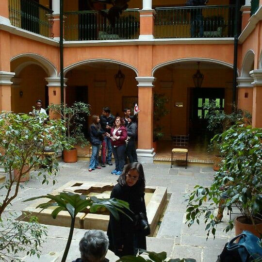 8/26/2012にDiana Carolina A.がHotel de la Operaで撮った写真