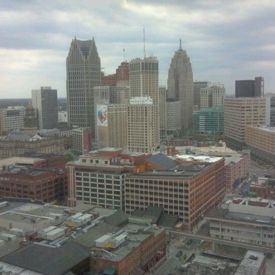 Foto scattata a Greektown Casino-Hotel da Shawn L. il 4/20/2012