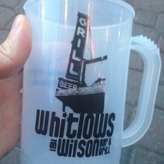 Foto diambil di Whitlow's on Wilson oleh Jason pada 8/10/2012