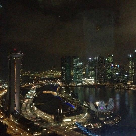 Foto diambil di Singapore River oleh Orapim K. pada 3/7/2012