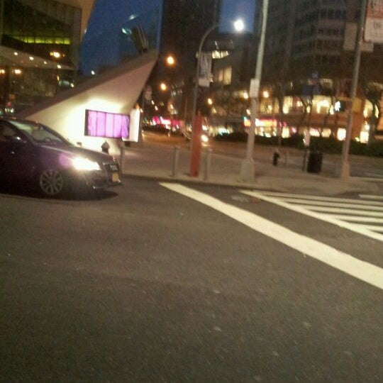 Photo Taken At Corner Of Lincoln Broadway Amp West 65th Street By Los On