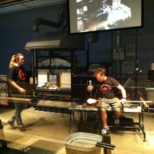 Photo prise au Corning Museum of Glass par Alison C. le3/23/2012