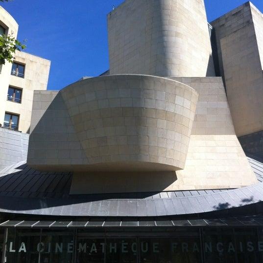Foto scattata a La Cinémathèque Française da Simone H. il 8/17/2012