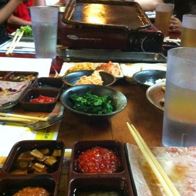 Foto scattata a Hae Jang Chon Korean BBQ Restaurant da Carlos G. il 7/23/2012